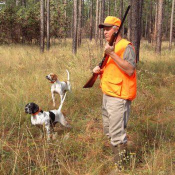 Jagdausübung